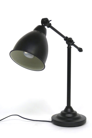 IKEA Black Table Lamp