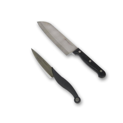 Cutlery Knife with Black Handle - Samaria