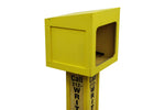 MailBox Priority Mail Yellow