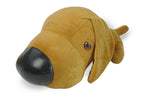 THE DOG Artlist Collection Brown Big Head Dog Plush Toys
