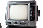 Nippon Portable Mini B/W TV