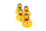 Rubber Ducky with Blue Hat - 10 for RM 25
