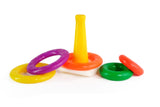 Plastic Rainbow Stacker