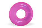 2 PCS Giant Round Tube Pool Float - Pink