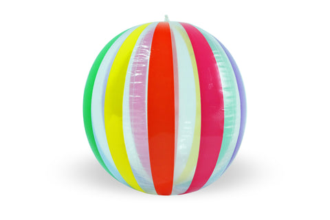 Large Rainbow Pool Ball
