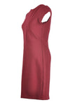 Mave Maroon Women Dress