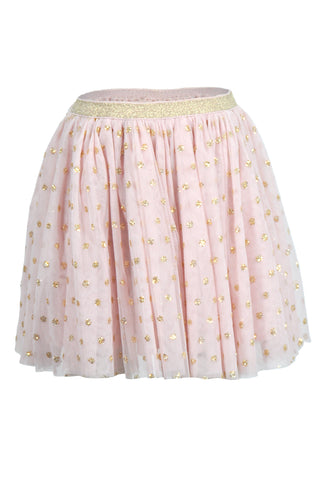 Little Princess Light Pink Bling Skirt