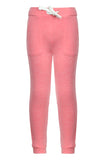 CottonShop Girls Pink Leggings