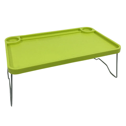 IKEA NORDBY Bed Tray (Lime Green)