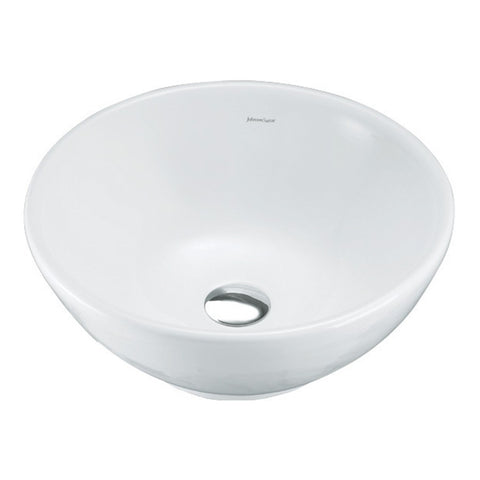 JOHNSON SUISSE Mars Round Countertop Basin