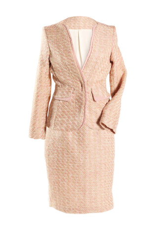 Ladies Light Pink Suit