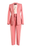 Zara Basic Pink Suit