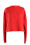 H&M Divided Red Top