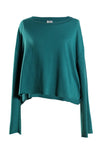 H&M Green Sweatshirt