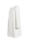 Zara Women White Coat