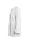 Zara Basic Collection White Coat