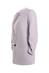 Mango Women's Ruched Sleeves Blazer
