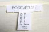 Forever 21 Pale Banana Long Sleeve T