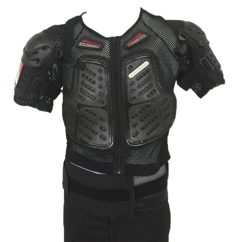 KOMINE Motorcycle Racing Safety Gear Suit with Accessories