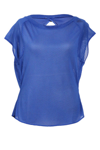 Women's Dark Blue Sportwear Top