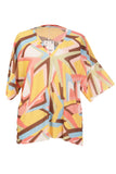 Zara Woman Colorful Shirt