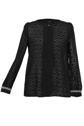 Nichii Long Sleeve Women's Top