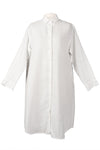 White Color Women's Long Shirt