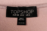 Topshop Light Purple Men's Shirt