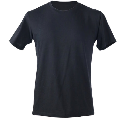 Uniqlo Black Casual T-Shirt