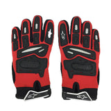 ALPINESTAR Red Racing Gloves