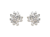 LOVISA Flower Bloom Cluster Stud Earring