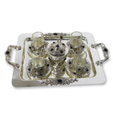 MARQUISE Sterling Silver Tea Set