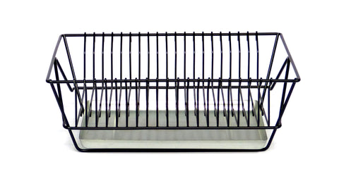 IKEA Black Dish Rack