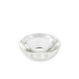 ROUND GLASS Candle Holder 5pcs