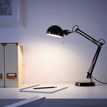 IKEA Forsa Work Lamp (Black)