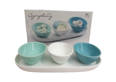 Symphony Serving Set with Tray