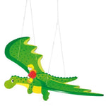 Goki Swing Animal Dragon Toy