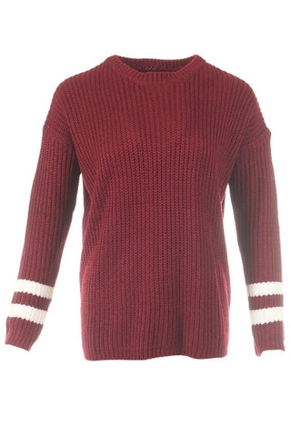 Forever 21 Knitted Sweater Top