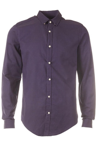 Zara Slim Fit Long Sleeve Shirt