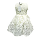 Girl White Gown ( 3 - 4y)