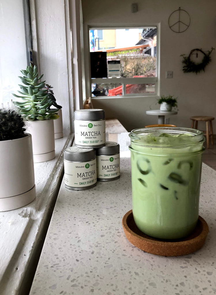 U MATCHA ME HAPPY