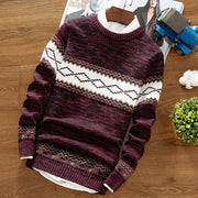 Casual Autumn Pullover