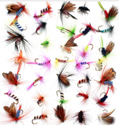 Set of baits