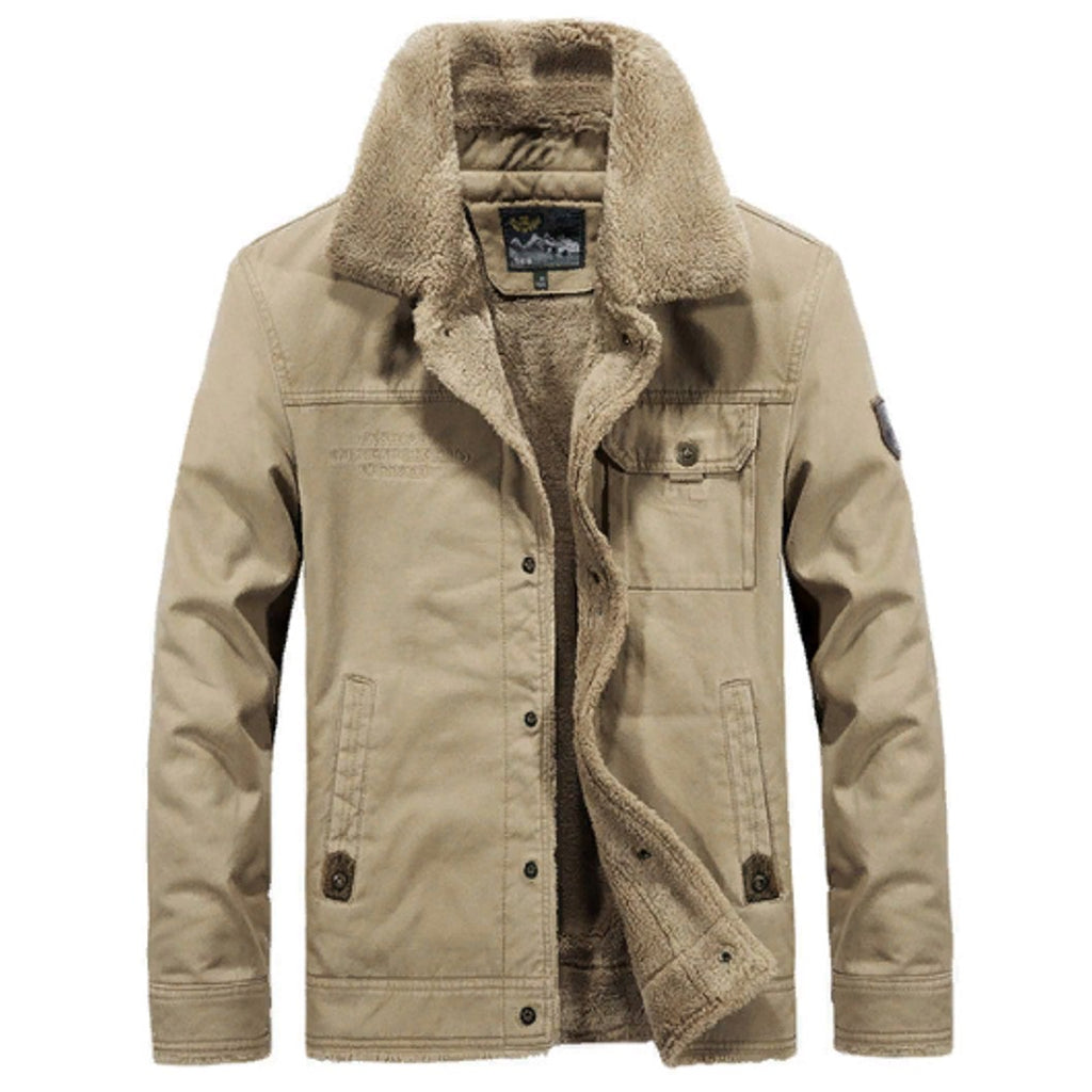 Stylish winter jacket