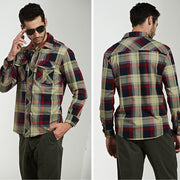 Cotton shirt for everyday wear