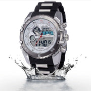 Quartz digital watch