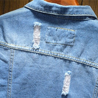 High quality denim jacket