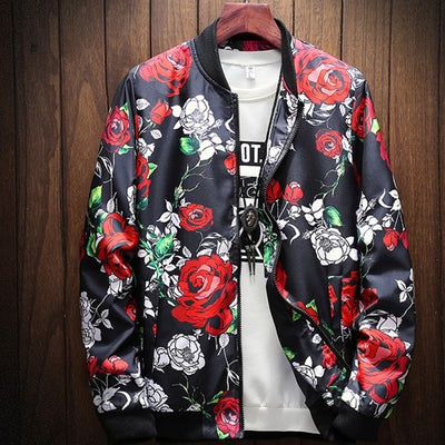 High-quality stylish men's jacket