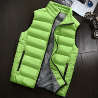 Stylish warm vest