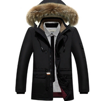 Downy Winter Jacket